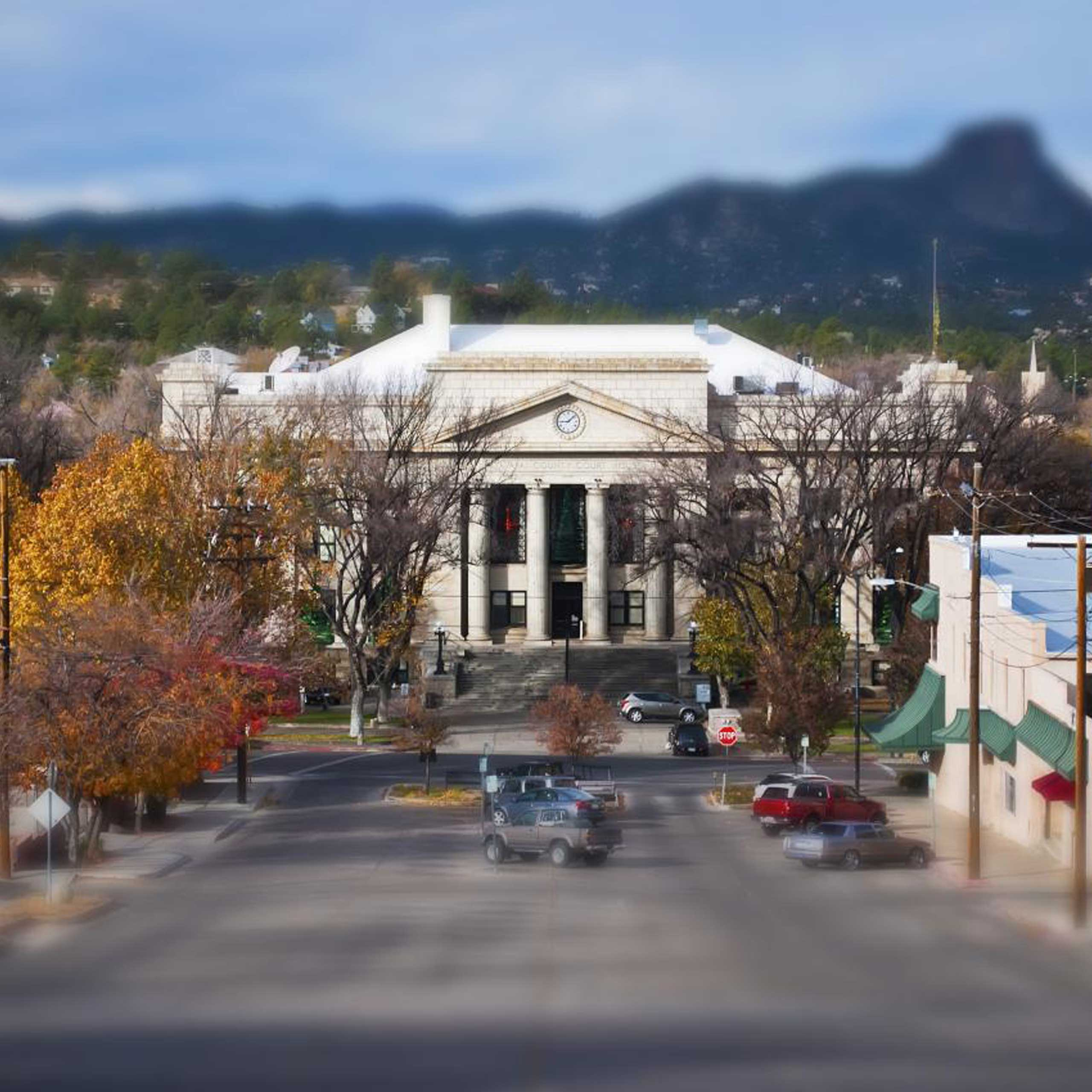 Take a 90-minute walking tour in Historic Downtown Prescott Fridays – Sundays in May and learn more about Prescott's history and present.