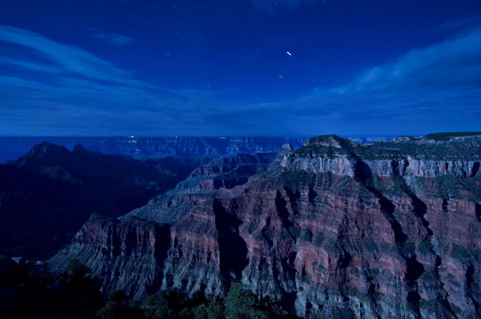 Enjoy stargazing on the South Rim of the Grand Canyon during the 25th annual Grand Canyon Star Party June 8  - 13.
