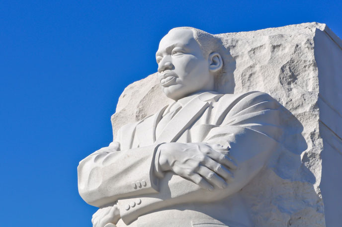 Martin Luther King Day – January 18, 2016