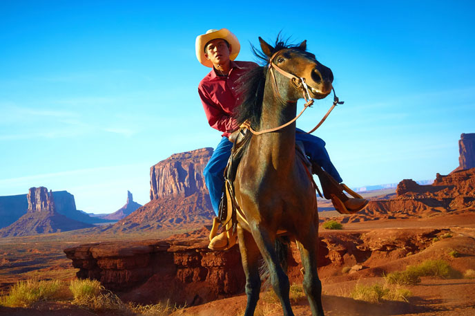 Visit the Scottsdale Museum of the West in their Salute to Cowboy Artists of America and a Patron, Eddie Basha January 1 – 31.