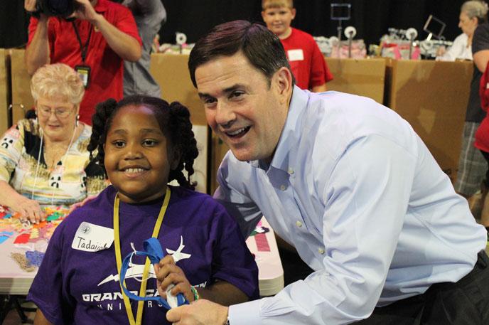 Arizona's Governor, Doug Duce